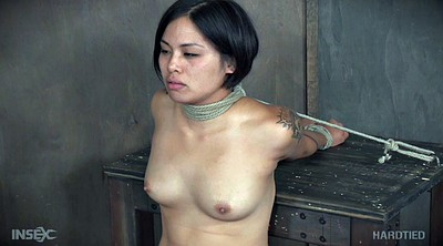 Asian bdsm, Short hair