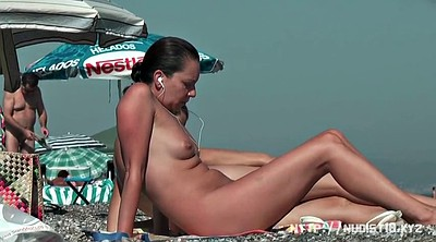 Beach, Public beach, Nudists