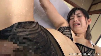 Squirt, Asian squirt, Vibe, Hairy orgasm, Finger squirt