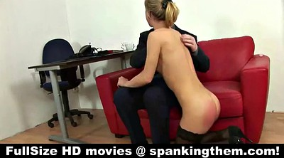 Spanking, Spanking punishment