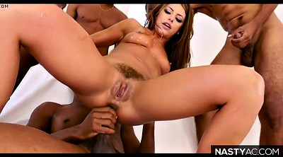Double penetration, Adriana, Adriana chechik