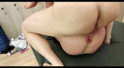 Anal squirt, Anal squirting, Gaping holes