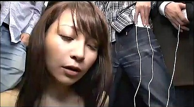 Asian group, Japanese public, Cumshot public, Public handjob, Japanese cumshot