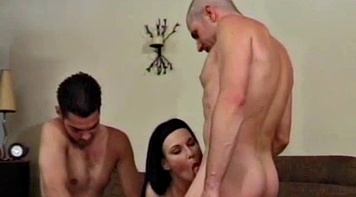 Bisexual, Amateur threesome