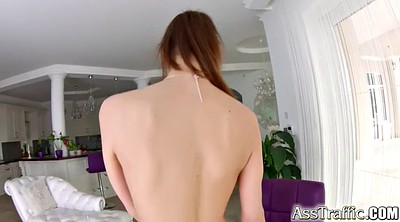 Anna, Group anal, Anal sex, Ass traffic