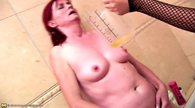 Daughter, Old and young, Mature lesbian, Young mom, Mature fisting, Mom and daughter