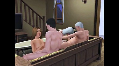 Family, Swinger, Old young, Family sex, Young sex, Family swinger