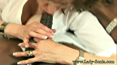 Sonia, Matures, Mature cuckold, British mature