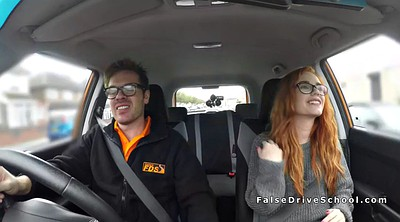 Ffm, Fake driving, Ffm threesome, Driving school, Drive, Amateur ffm