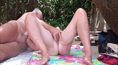 Wife fuck, Outdoor creampie, Beach fuck