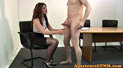 Office, Office femdom, Face sitting