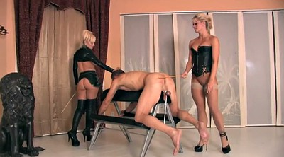 Whipping femdom, Femdom whipping, Licking