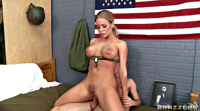 Nicole aniston, Army, Soldier, Hairy blonde