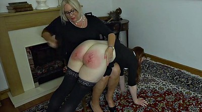 Maid, Punishment, Spanking punishment