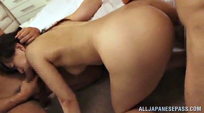 Asian orgasm, Asian double