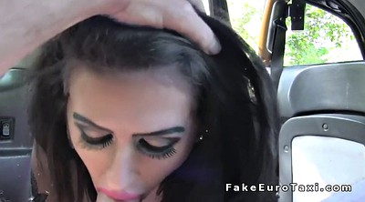 Car, Taxi anal, Fake taxi anal