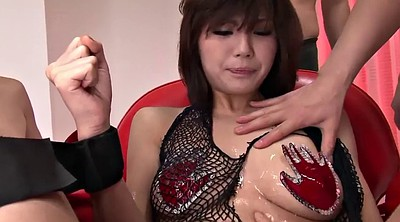 Japanese gangbang, Japanese tight