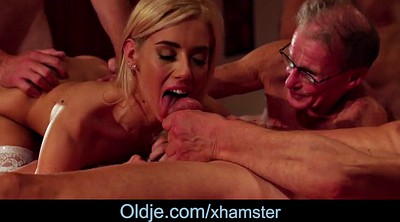 Granny masturbation, Old men, Teen gangbang, Old gangbang, Young facial, Gangbang young