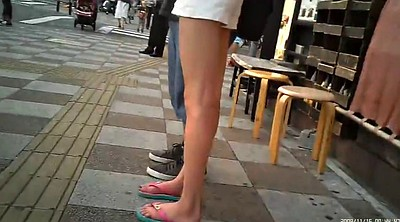 Short, Wife foot, Candid
