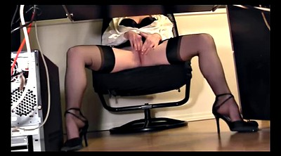 Secretary, Blouse, Desk