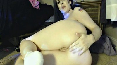 Webcam, Fisting anal
