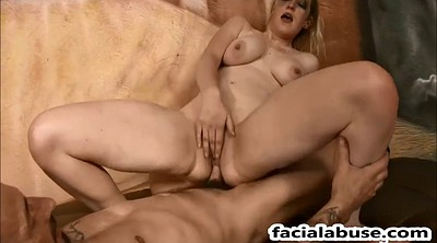 Milf blond dp, Mature blowjob, Face