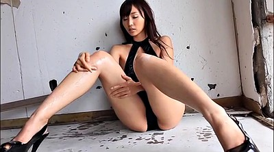 Swimsuit, Asian foot