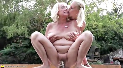 Granny group, Mature sex