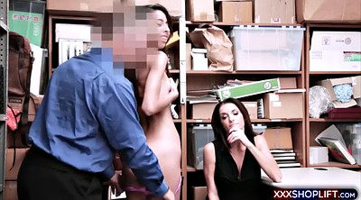 Blowjob, Shoplifter