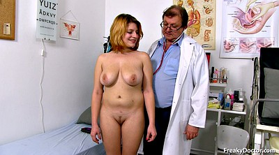 Gyno, Old and young, Speculum, Insertion
