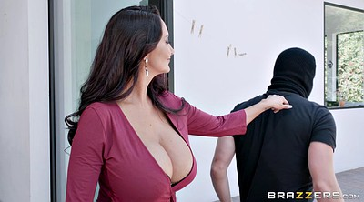 Ava addams, Caught, Thief, Addams, House