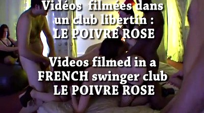 French, Swingers party
