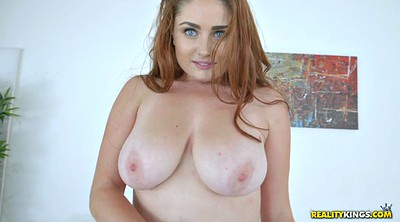 Natural, Big natural tits, Teen solo, Casting amateur