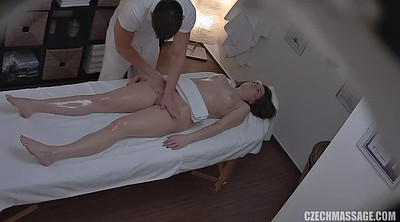 Hidden massage, Hidden cam, Spy cam, Voyeur massage, Tits massage