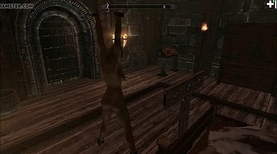 Whipping, Skyrim