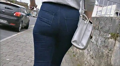Candid, Ass compilation, Candid ass
