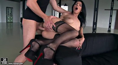 Asshole, Blacked creampie