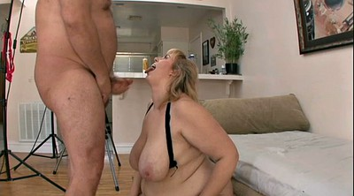 Chubby anal, Double creampie