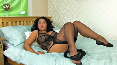 Stockings solo, Stockings lingerie, Solo mature, Mature stockings, Stocking mature