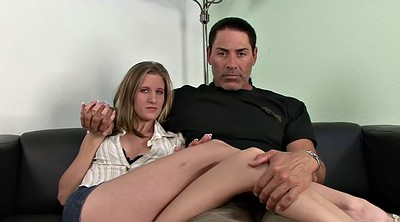 Watch wife, Tit, Public masturbation
