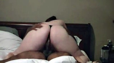 Riding, Interracial cuckold