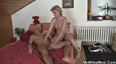 Young wife