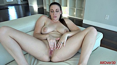 Spread, Mom solo, Big tits mom