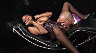 Nylon, Cigar, Smoking fetish