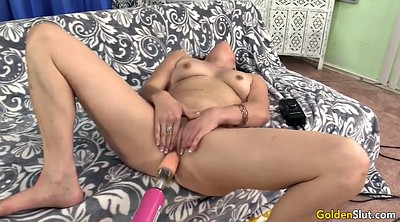 Orgasm machine, Mark, Dildo orgasm