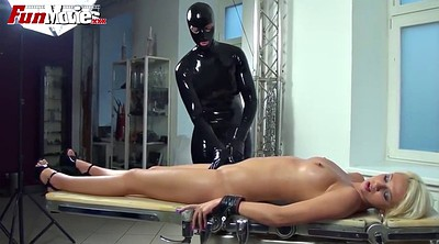 Movie, Latex bondage, Latex lesbian, Movies, Latex fetish, Amateur dildo