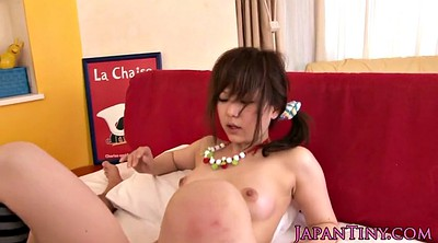 Japanese tits, Pigtail