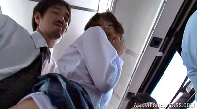 Bus, Bus sex, Asian public, Sex bus, Hairy public
