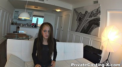 Casting, Undressing, Kendra