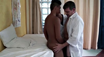Asian gay, Ass licking, Lick his ass, Doctor anal, Asian doctor, Rectum